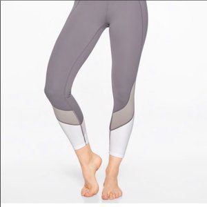 ⬇️$45 Athleta Colorblock Salutation Leggings